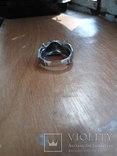 Кольцо викинг  серебро 925пр копия, фото №4