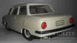 Игрушка СССР электромеханическая Машинка ЗАЗ 968 photo 3