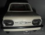 Игрушка СССР электромеханическая Машинка ЗАЗ 968 photo 4