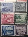 Германия рейх-№888-893 MNH