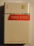 Сигареты THREE STARS RED