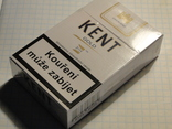 Сигареты KENT GOLD фото 7