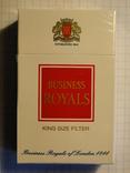 Сигареты BUSINESS ROYALS