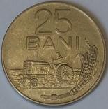 Румунія 25 бані, 1966