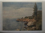 1930-е, Крым, Тихое море