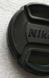 Nikon передняя крышка на объектив 52 мм. LC-52, фото №3