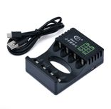 Зарядное устройство для аккумуляторов AA/ AAA