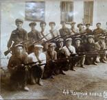 Фотография. 4 ударный взвод ОСО Ц.Р.К. 1920 е., фото №4