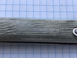 Нож раскладной сталь, фото №7