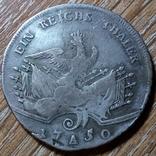 Пруссия 1 талер 1750 г., фото №2
