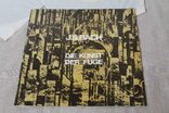 Пластинки 2 шт. J. S. Bach- Die Kunst Der Fuge, фото №6