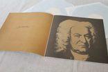 Пластинки 2 шт. J. S. Bach- Die Kunst Der Fuge, фото №7