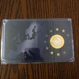 3 Евро Словенія 2009р., фото №3