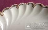 Блюдце чайное. Фарфор. Старая Германия. II половина XIX века., фото №6