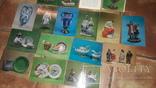 Набор открытки Фарфор фаянс Харьковский художественній музей 1981 СССР Харьков, фото №3