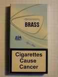 Сигареты BRASS super slims фото 2