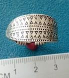 Реплика- копия Перстень КР Скандинавия