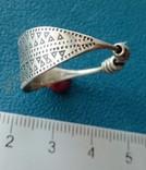 Реплика- копия Перстень КР Скандинавия, фото №5
