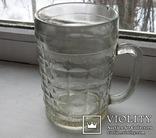 Пивной бакал - 0,5 литра, фото №2