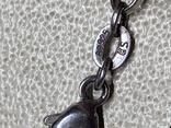 Серебряная цепочка 6.71 грамм, фото №6