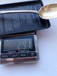 Ложки чайные,84. ф. шершабов., фото №7