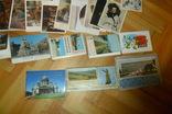 Открытки 1375 штук искусство музеи художники и др. наборы + немного города, фото №10