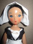 Старинная кукла Золушка рельефные волосы СССР, фото №9