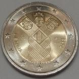 Литва 2 євро, 2018 100-та річниця - Держави Балтики