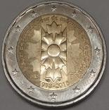Франція 2 євро, 2018 100 років з дня закінчення Першої Світової війни