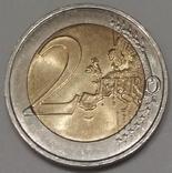 Франція 2 євро, 2018 100 років з дня закінчення Першої Світової війни фото 2