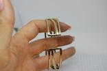 Разжимной браслет на жесткой основе, фото №8