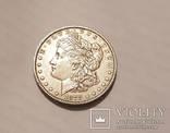 Моргановский доллар 1878 г.
