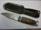 Охотничий нож Mikov Чехословакия