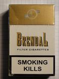 Сигареты Brendal Gold