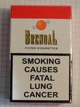 Сигареты Brendal Red фото 2