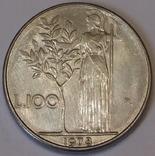 Італія 100 лір, 1978