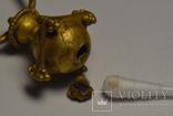 Височные украшения ПК.23,35 грамм., фото №10
