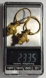 Височные украшения ПК.23,35 грамм., фото №13