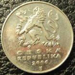 5 крон Чехія 2006, фото №3