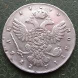 Рубль 1740 г. photo 5