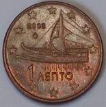 Греція 1 євроцент, 2002 фото 1