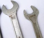 Ключи рожковые большие 46х41, 41х36, 36х32, 32х30, 30х27 photo 5