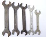 Ключи рожковые большие 46х41, 41х36, 36х32, 32х30, 30х27 photo 9