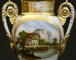 Фарфоровые вазы 19 века. photo 3