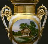 Фарфоровые вазы 19 века. photo 4