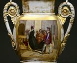Фарфоровые вазы 19 века. photo 6