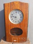 Настенные часы Гиревые СЧЗ Маяк, фото №2