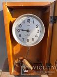 Настенные часы Гиревые СЧЗ Маяк, фото №5