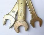 Ключи СССР 32х27 - 8х7 photo 8