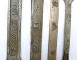 Ключи СССР 32х27 - 8х7 photo 11
